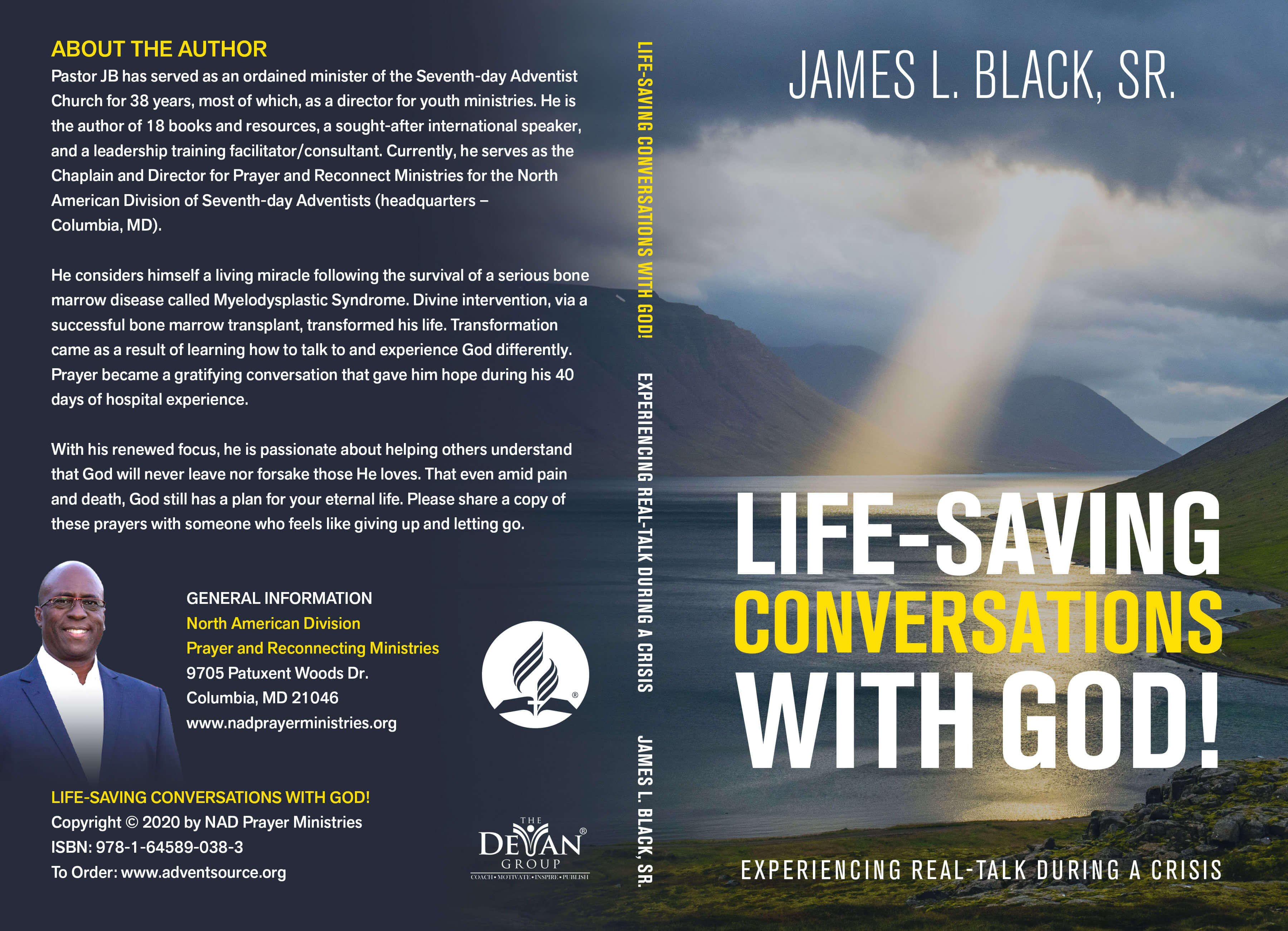 Life-Saving Conversations With God