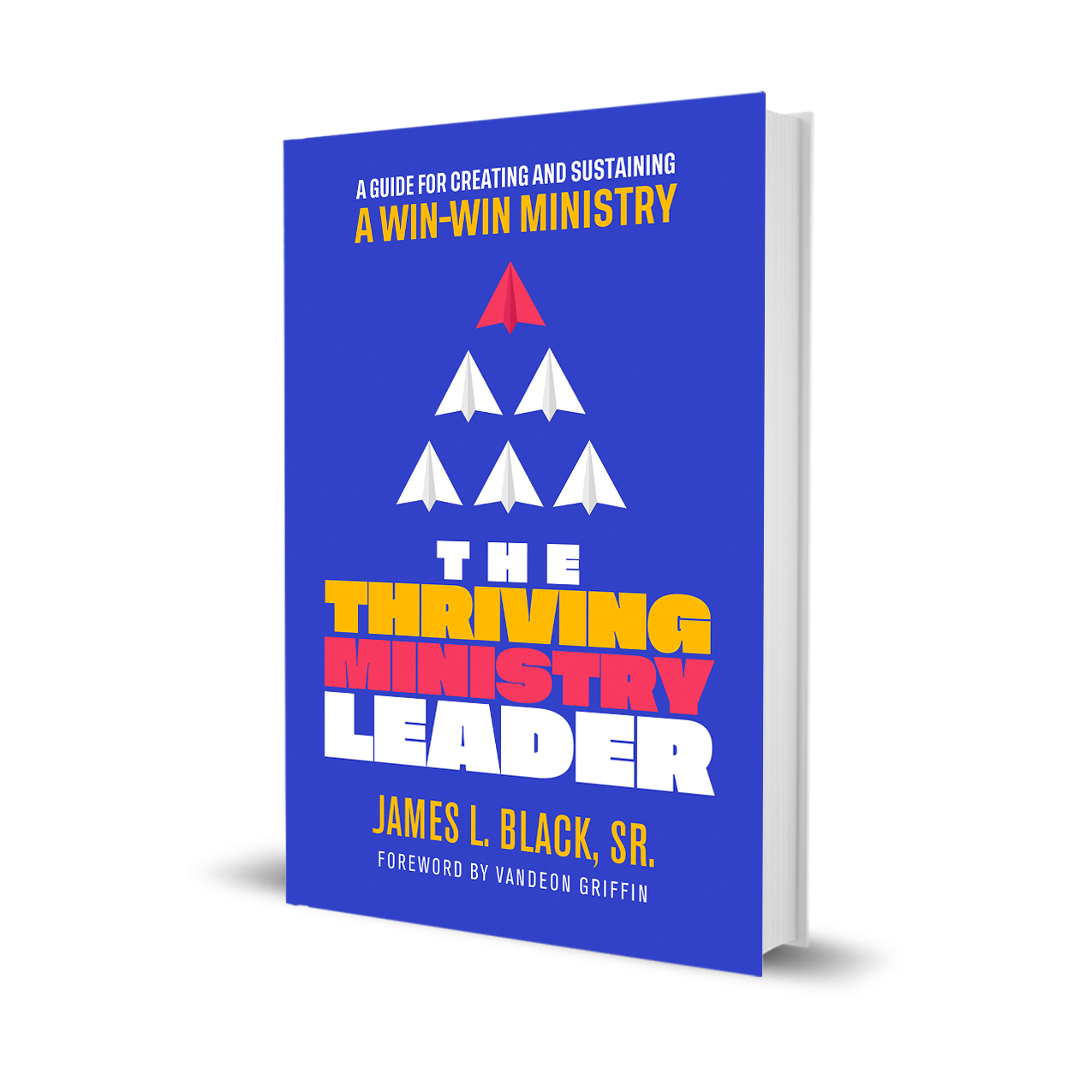 The Thriving Ministry Leader